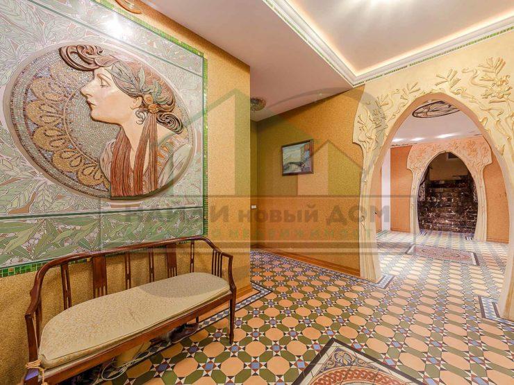 5 комнат • 285м2 • 12 этаж • Протопоповский переулок, 17 к.3