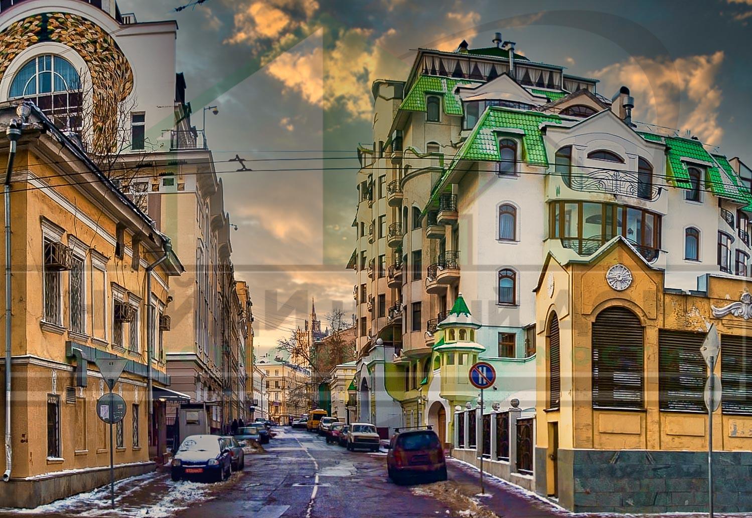 Квартиры на Остоженке рядом с Кремлем | Агентство элитной недвижимости | Найди Новый Дом | findnewhome.ru