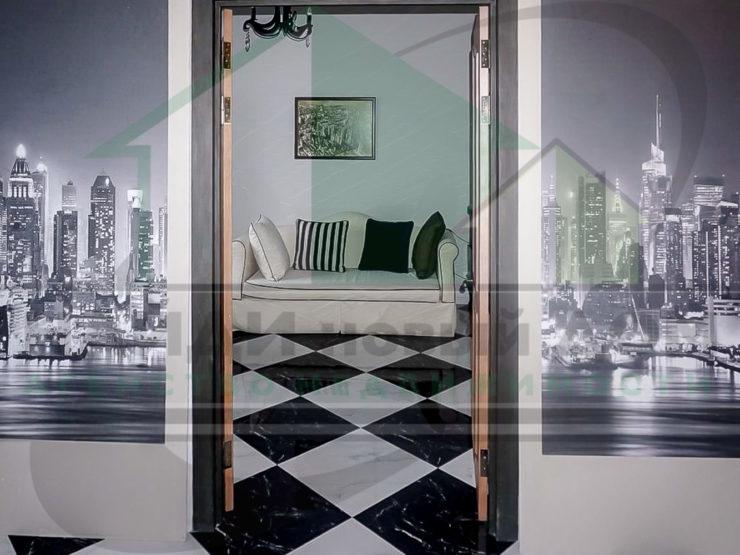 3 комнаты • 99м2 • 11 этаж • ЖК Дом на Мосфильмовской