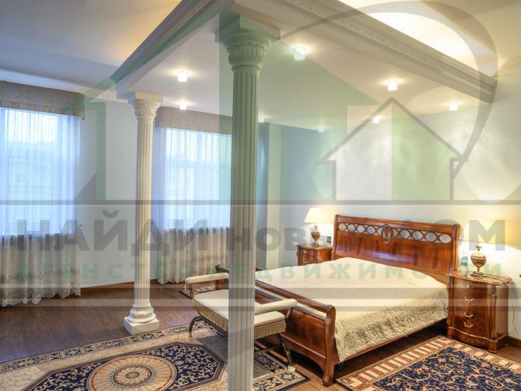 4 комнаты • 189м2 • 4 этаж • ЖК Опера Хаус