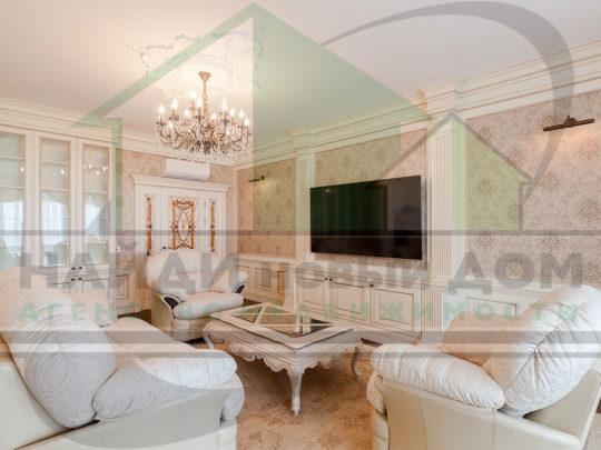 Агентство Элитной Недвижимости в Москве Найди НОВЫЙ Дом предлагает квартиру в ЖК Воробьевы Горы