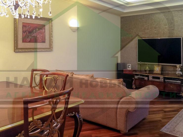 3 комнаты • 144,5м2 • 10 этаж • ЖК Воробьевы горы
