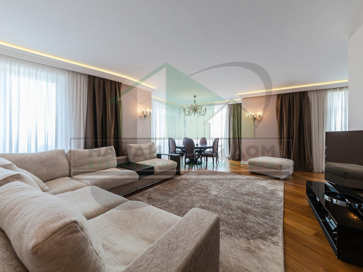 4 комнаты • 245м2 • 4 этаж • ЖК Воробьевы горы