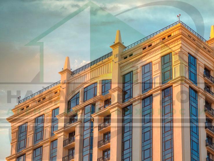 4 комнаты • 133,0м2 • 25 этаж • ЖК Дом в Сосновой роще