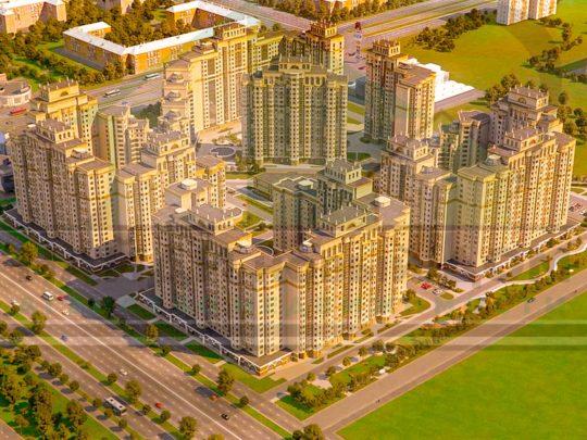 Агентство Элитной Недвижимости в Москве Найди НОВЫЙ Дом предлагает квартиры в ЖК Доминион