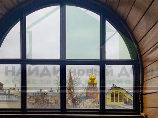 Квартира лофт в ЖК Кадашевские Палаты в Замоскворечье | Агентство элитной недвижимости | Найди Новый Дом | findnewhome.ru