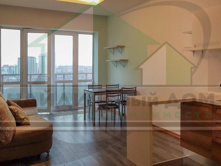3 комнаты • 118м2 • 27 этаж • ЖК Кутузовская Ривьера