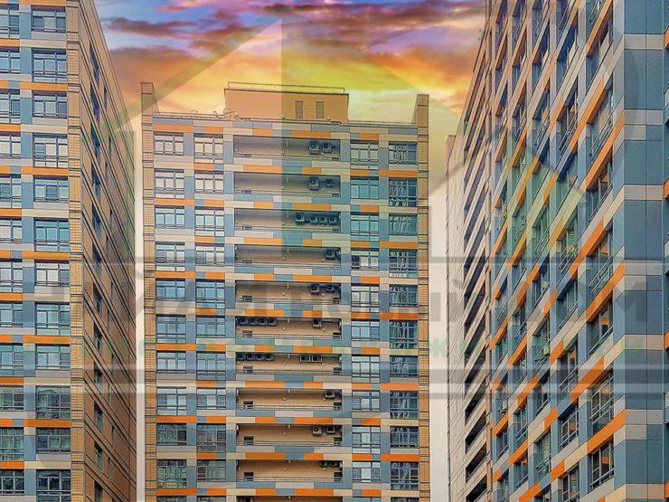 5 комнат • 189,3м2 • 17 этаж • ЖК Седьмое небо