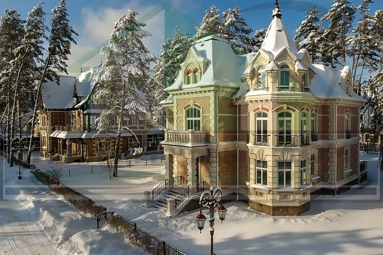 Дома в Одинцовском районе | Агентство элитной недвижимости | Найди Новый Дом | findnewhome.ru