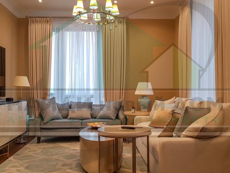 3 комнаты • 104,3м2 • 8 этаж • ЖК Баркли Резиденс
