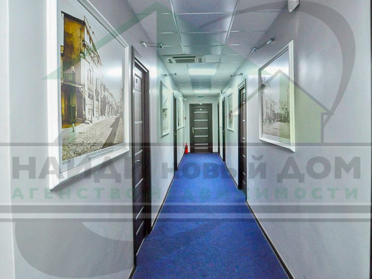 20 комнат • 483,1м2 • 1-2-3 этаж • Особняк Большой Головин переулок, 25