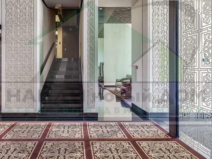 6 комнат • 403,8м2 • 1 этаж • ЖК Гранатный 6