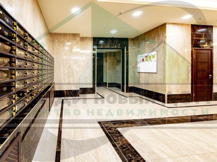 4 комнаты • 171,0м2 • 28 этаж • ЖК Эмеральд
