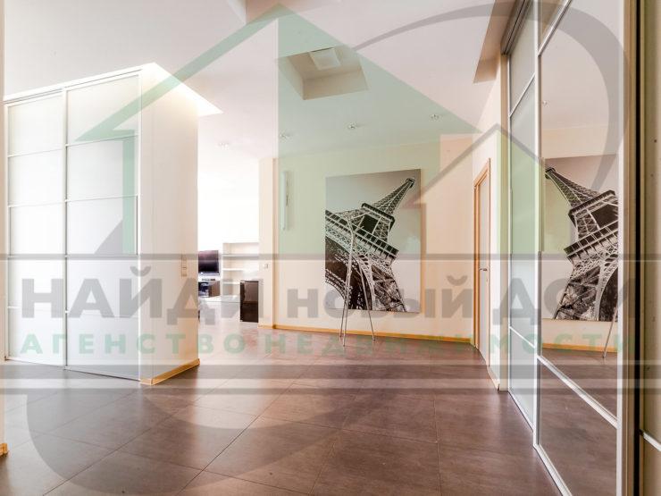 4 комнаты • 163,0м2 • 8 этаж • ЖК Квартал на Ленинском