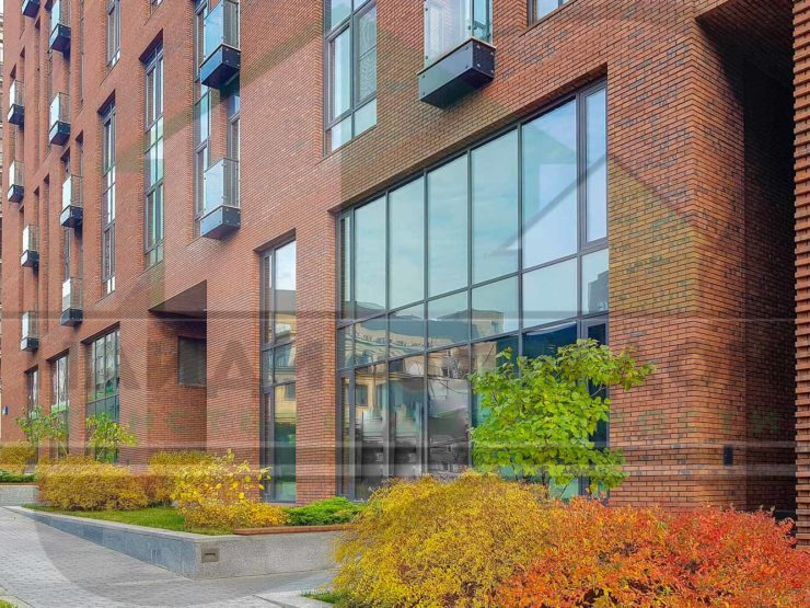 Коммерческое помещение • 270,3м2 • 1-2 этаж • ЖК Садовые кварталы
